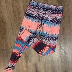 Zella fun patterned leggings!